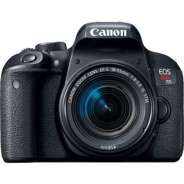 Canon EOS T7i DSLR Camera with 18-55mm Lens