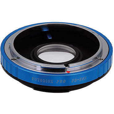 Fotodiox Pro Lens Mount Adapter - Canon FD & FL 35mm SLR lens to Canon EOS