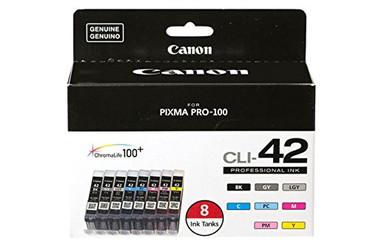 CLI-42 Black Ink Cartridge For the PIXMA PRO-100 Printe