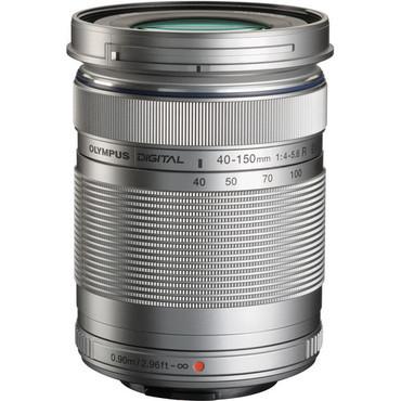 Olympus 40-150mm F/4-5.6 R M.Zuiko ED - Silver