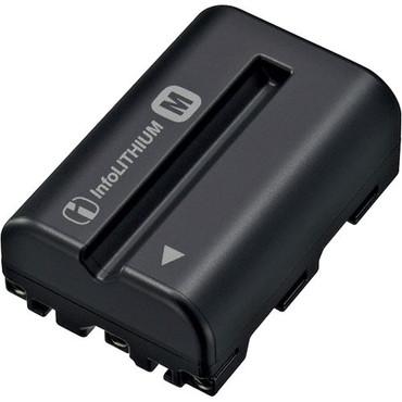 Sony - NP-FM500H Battery For A700 SLR Digital Camera