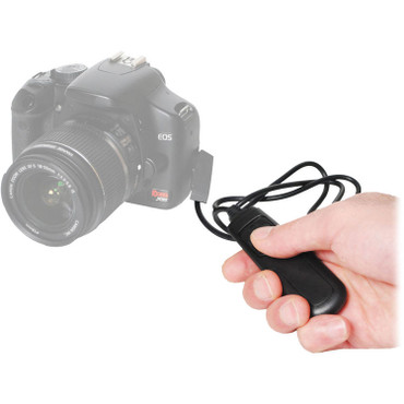 Bower RCMUNI Universal Remote Shutter Release for Nikon, Canon, Sony, Pentax. Minolta