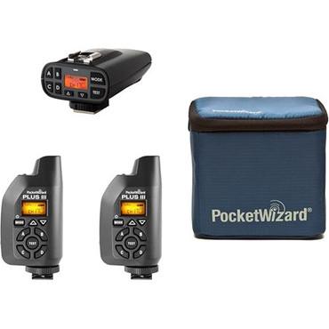 PocketWizard Plus IV / Plus III Bonus Bundle 4