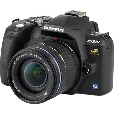Pre-Owned Olympus Evolt E-510 14-42Mm F3.5-5.6 - 4/3(Not Micro)