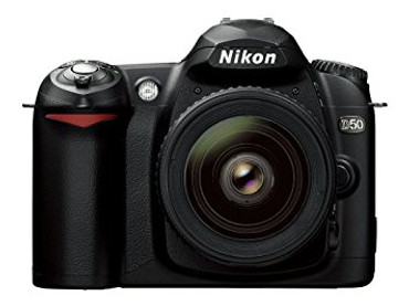 Pre-Owned - Nikon D50 with 18-55mm Lens