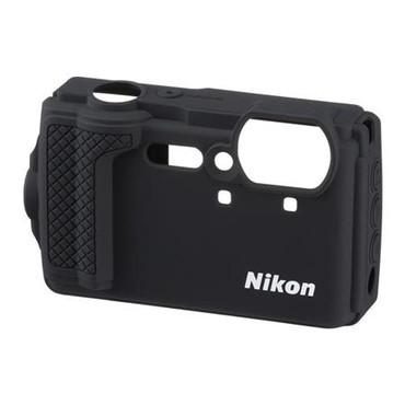 Nikon CF-CP3 Silicone Jacket (Black) for Coolpix W300