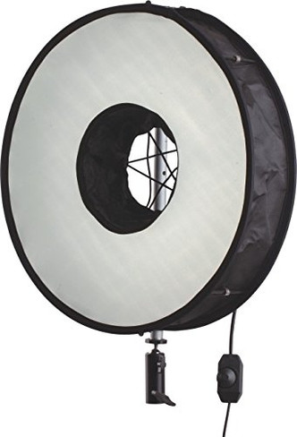 Yes Photographic Collapsible Ring Light Soft Box 120 LED
