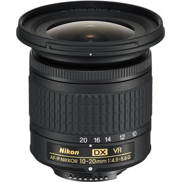 Nikon AF-P DX 10-20mm  f/4.5-5.6G VR Wide Angle
