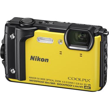 Nikon Coolpix W300 (Yellow)