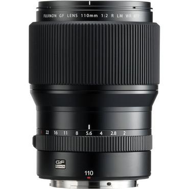 Fujifilm GF 110mm f/2 R LM WR ($500 mailing rebate will end Aprill 18, 2021)