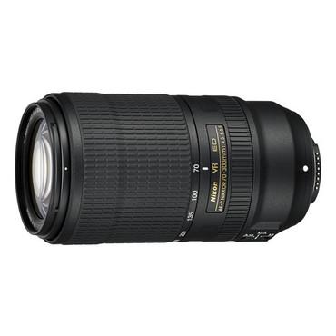 Nikon AF-P FX 70-300mm f/4.5-5.6E ED VR