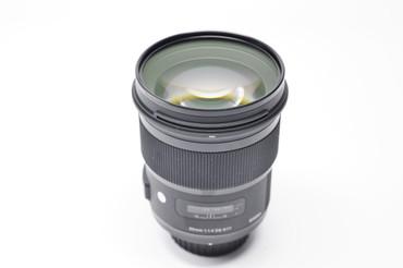 Pre-Owned - Sigma 50mm f/1.4 DG HSM ART Lens for Nikon