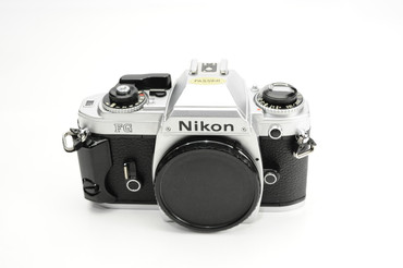 Pre-Owned - Nikon FG Body (Silver)