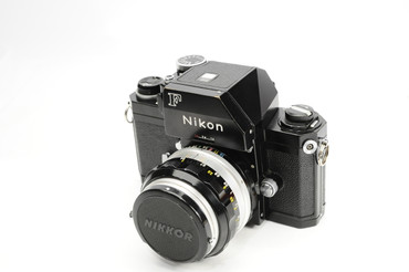 Pre-Owned - Nikon F Photomic Ftn Black w. 50MM 1.4