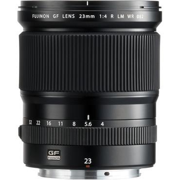 Fujifilm GF 23mm f/4 R LM WR Lens, 6705