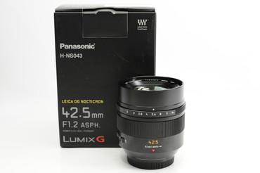 Pre-Owned - Lumix G Leica DG Nocticron 42.5mm f/1.2 ASPH Power OIS Lens