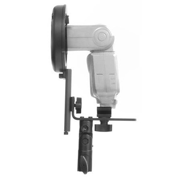 Bowens Mount Speedlight Bracket