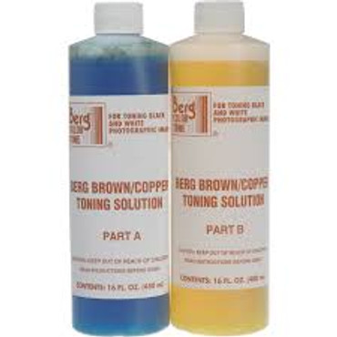 Brown/Copper Toning Concentrate Solution