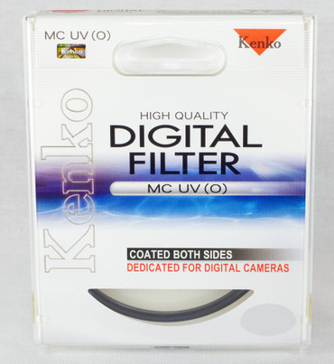 Kenko Action 49mm UV OPTICAL Glass Filter - Designed For Digital Cameras