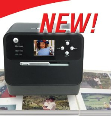 Pana-Scan Portable Stand-Alone Combo Album Scanner (APA151)