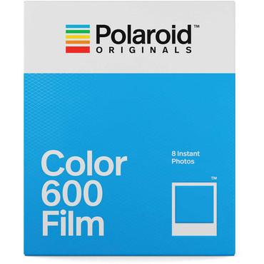Polaroid Originals Instant Color Film for 600, White