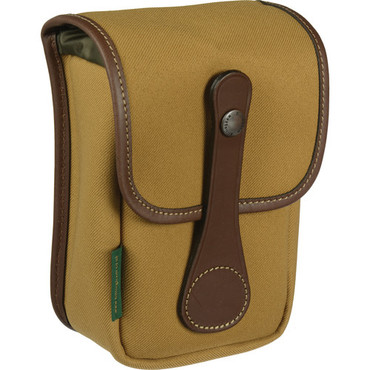 Billingham AVEA 5 Pouch (Khaki FibreNyte & Chocolate Leather Trim)