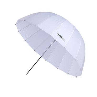 "Premio Parabolic Shoot-Through Umbrella - 33"""