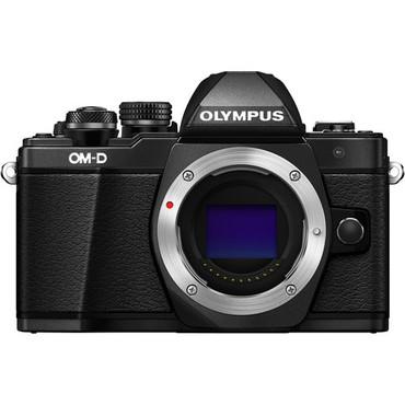 Olympus OM-D E-M10 Mark III (Body Only, Black)