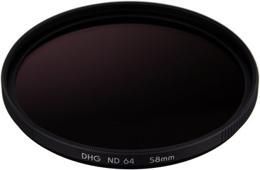 Marumi DHG Neutral Density ND64 Filter 58mm