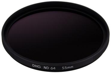 Marumi DHG Neutral Density ND64 Filter 55mm