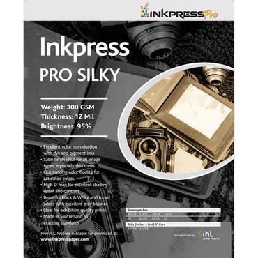 "Inkpress Media Pro Silky Paper 5x7"" - 50 Sheets"