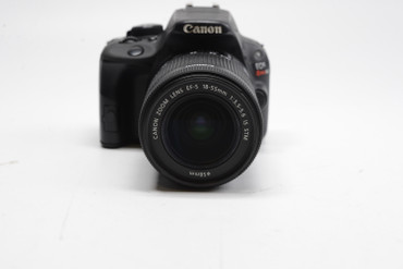 Pre-Owned - Canon EOS SL1 DSLR w/ 18-55mm f/3.5-5.6 IS STM