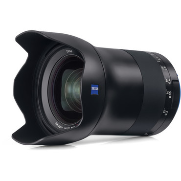 Zeiss Milvus 25mm f/1.4 ZE Lens for Canon EF