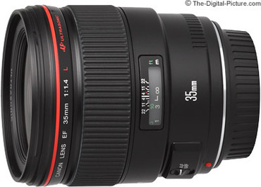 Pre-Owned - Canon EF 35Mm F1.4 L II USM