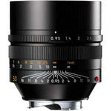Pre-Owned - Leica Noctilux-M 50mm F/0.95 ASPH (Black)