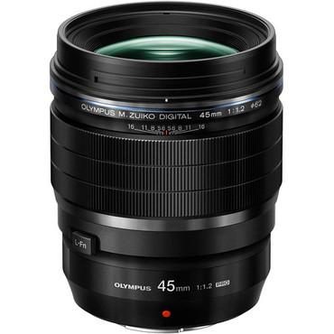 Olympus 45mm f/1.2 PRO M.Zuiko Digital ED Lens