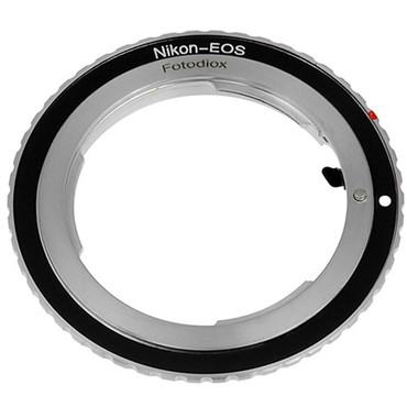 Nikon F To Canon EOS Lens Mount Adapter