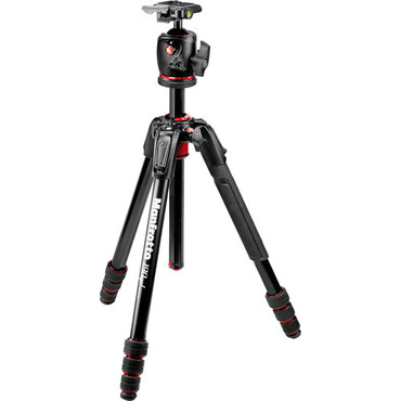 Manfrotto  190go! Aluminum M-Series Tripod with MHXPRO-BHQ2 XPRO Ball Head
