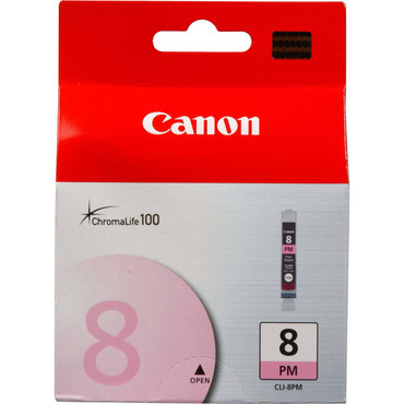 Canon CLI-8PM Photo Magenta Ink For Pixma Pro 9000