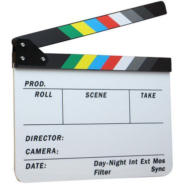 Dot Line Pro Color Clapboard