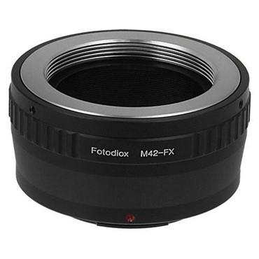 Fotodiox M42 Screw Mount adapter to Fujifilm Fuji X-Series Mirrorless Camera Body