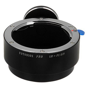 Fotodiox Pro Lens Mount Adapter - Leica R SLR Lens to Fujifilm Fuji X-Series Mirrorless Camera Body