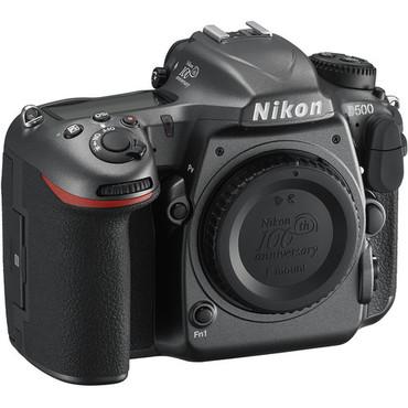 Nikon D500 DX DSLR Camera 100th Anniversary Edition (Body Only)