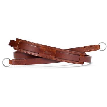Leica Vintage Leather Neck Strap (Brown)