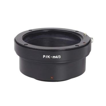 Adapter Ring: Pentax PK Lens To Micro 4/3