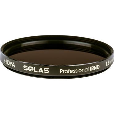 Hoya 62mm Solas IRND 1.8 Filter (6 Stop)
