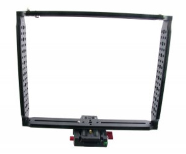 Zuma Rectangular Rig With Quick Release Plate