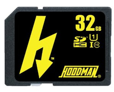 32GB, 60MB/s H-Line SD Card