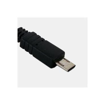 Cactus SC-S2 Shutter Cable for Sony Alpha A6000, A5100, A5000, A3000, SLT-A58, A7 II, A7S, A7R, A7  RX100 III, RX100 II, RX10, DSC-HX300, DSC-HX50V, NEX 3NL