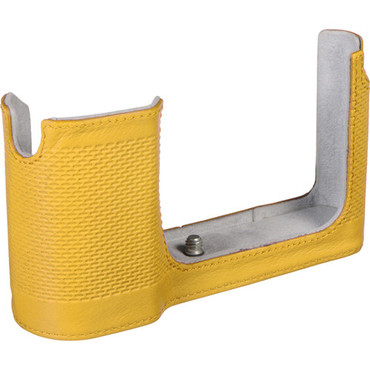 Leica Leather Protector for TL (Yellow)